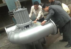 水轮机11