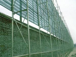 挡风抑制墙